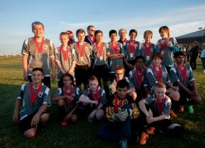U14 - Gold medals